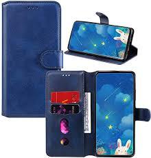 JZ [Pure Color] PU Leather Wallet Case for Nokia 8.1 ... - Amazon.com