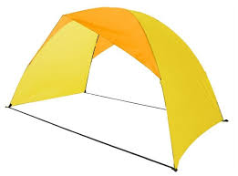 Купить <b>Тент пляжный Jungle Camp</b> Palm Beach, желтый ...