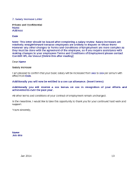 cover letter salary increase example of cover letter salary negotiation letter for salary job acceptance letter sample job offer acceptance