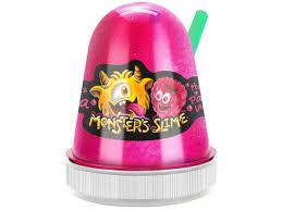<b>Слайм KiKi MonsterS Slime</b> Сочная клубника 130g - Слаймы