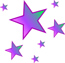 Image result for stars clipart