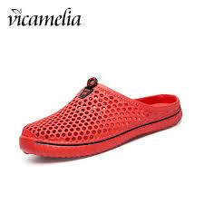 <b>Vicamelia</b> 2019 <b>Summer</b> Couple Beach Slides Fashion Classic ...