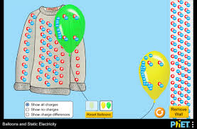 <b>Balloons</b> and Static Electricity - Static Electricity | Electric Charges ...