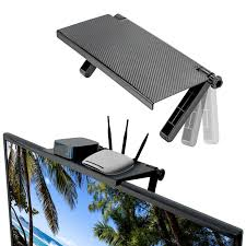 <b>Adjustable Screen Top</b> Shelf Display Shelf Computer Monitor Riser ...