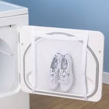hanging dry sneaker mesh laundry bags shoes protect wash machine home storage organizer accessories supplies washing bgs