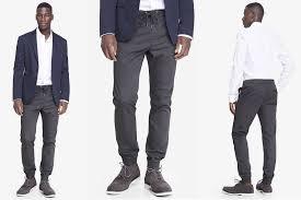men wear fancy sweatpants to work business insider jogger pants