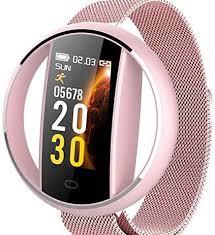 BOND (<b>E99</b> Fashion <b>Smart Wristbands</b> Fitness Tracker ECG HRV ...