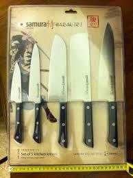 """Обзор от покупателя на <b>Набор ножей</b> 5 в 1 """"<b>Samura</b> HARAKIRI ..."""