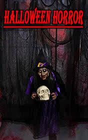 <b>Halloween Horror</b> - Clemen D. B. Gina - English-e-reader