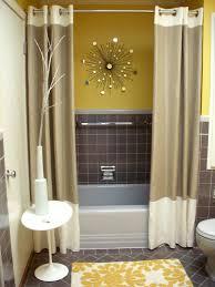 pics of bathroom designs:  hgtv rms budget bath gray tile yellow sxjpgrendhgtvcom