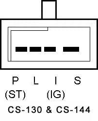 gm alternator wiring diagram 4 wire gm image gm cs130 alternator wiring diagram wiring diagram on gm alternator wiring diagram 4 wire