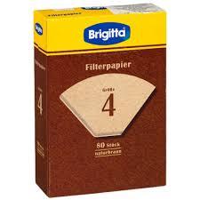 Купить <b>фильтр для кофе Melitta</b> 1х4/80, фильтр, коричневые в ...