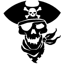 Image result for pirates skull