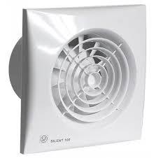 Налкадной <b>вентилятор S&P Silent 100</b> CZ (Soler & Palau ...