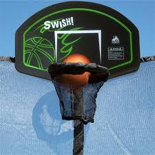 Hyperjump Swish <b>Trampoline Basketball Hoop</b> | <b>Basketball Hoop</b> ...