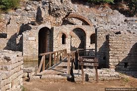Древний город Бутринт