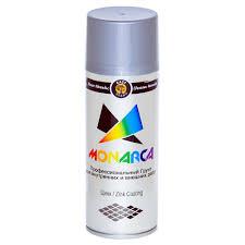 <b>Аэрозольная краска MONARCA</b> цинк | Eastbrand