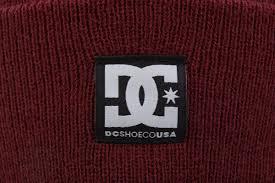 <b>Шапка DC</b> SHOES Max Label бордовый цвет — купить за 999 руб ...