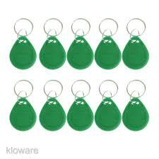 <b>10pcs 125khz</b> Wholesale <b>RFID</b> Proximity Id Card <b>Token Tags</b> Key ...