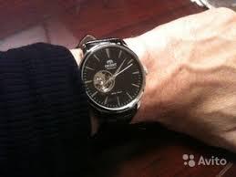 Продам <b>часы</b> модель <b>Orient</b> корпус <b>DB08004B</b>