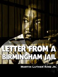 Image result for letter from a birmingham jail
