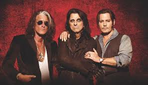 <b>Hollywood Vampires</b> announce four-date UK arena tour, find out ...