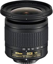<b>Объектив Nikon AF-P DX</b> Nikkor 10-20 mm f/4.5-5.6G (JAA832DA)