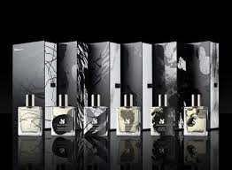 <b>Six Scents Series</b> Three | Perfume packaging, Perfume bottle design ...