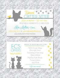 book review six figure pet sitting catapult your pet sitting modern pet sitting business cards by trusner designs us on facebook to see much