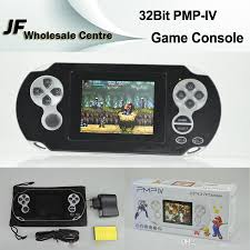 PMP-IV PMP4 32Bit 3.0 Inch LCD Screen TFT 1GB Handheld Game ...