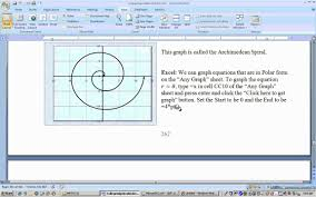 Draw Phasor Diagram Online Polar Coordinates And Graphs Using Excel Part