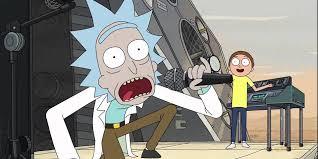 'Rick and Morty' -