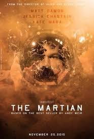 Resultado de imagen para the martian poster