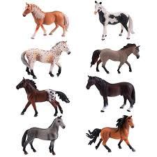 <b>Фигурка</b> «<b>Лошадь</b>», 8 видов в ассортименте в интернет магазине ...