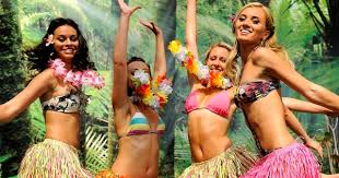 Image result for hawaiian party photos