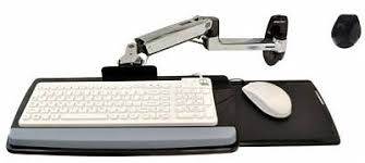 <b>Настенное крепление для клавиатуры</b> ручного типа Ergotron LX ...