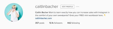 how to write your instagram bio like a boss com follow on instagram