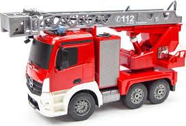 Pilotage <b>Пожарная машина</b> на радиоуправлении MB Antos цвет ...