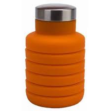 Bradex <b>Бутылка для воды силиконовая</b> складная с крышкой 500 мл