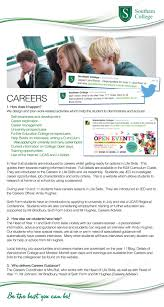 careers southam college subjectscareers