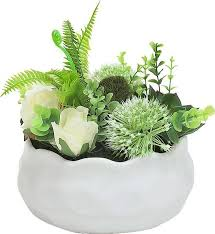 """<b>Цветы декоративные Dream Garden</b> """"Гортензия зеленая и розы ..."""