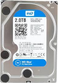 Купить <b>Жесткий диск WD</b> Blue WD20EZRZ в интернет-магазине ...