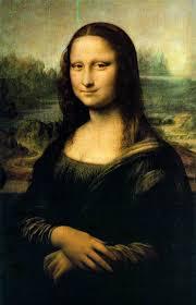 This Painting was by Leonardo DaVinci (1503-1519)