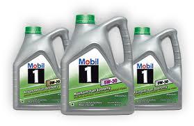 <b>Моторные масла Mobil</b> 1
