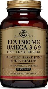 "<b>Solgar</b>, EFA 1300 MG <b>Omega 3-6-9</b> ""<b>Комплекс</b> жирных кислот ..."