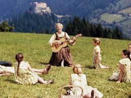 Photo from Sound of Music singing do re mi