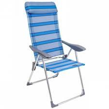 <b>Кресло складное GoGarden</b> Sunday 50324 голубое в Саратове ...