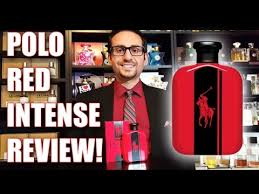 <b>Polo Red</b> Intense by <b>Ralph Lauren</b> Fragrance / Cologne Review ...