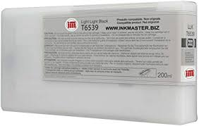 Ink Master - Remanufactured cartridge <b>EPSON T6539 LIGHT LIGHT</b> ...