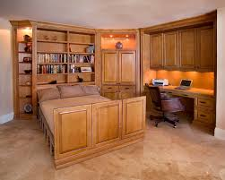 want to add bookcase table cool murphy bed for home office design built in home office ideas